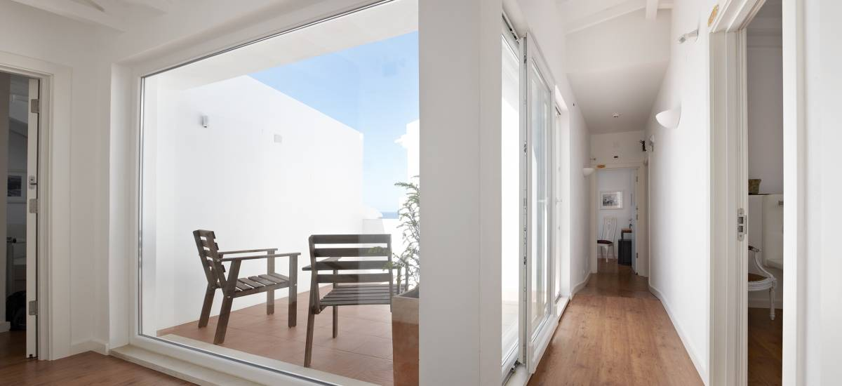 Rusticae Lisboa Casa das aguarelas Hotel con encanto terraza
