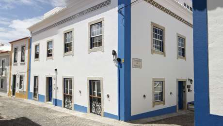 Rusticae Lisboa Casa das aguarelas Hotel con encanto Exterior