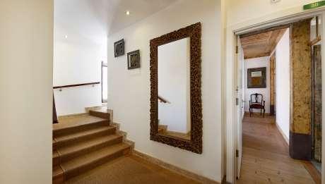 Rusticae Lisboa Casa das aguarelas Hotel con encanto Zona común