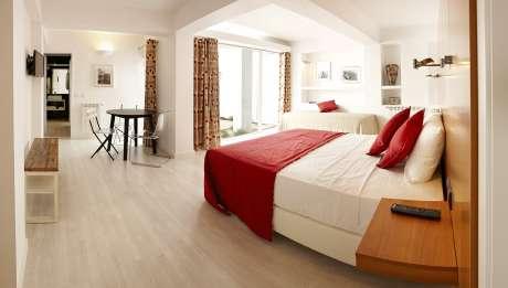 Rusticae Lisboa Casa das aguarelas Hotel con encanto Habitación