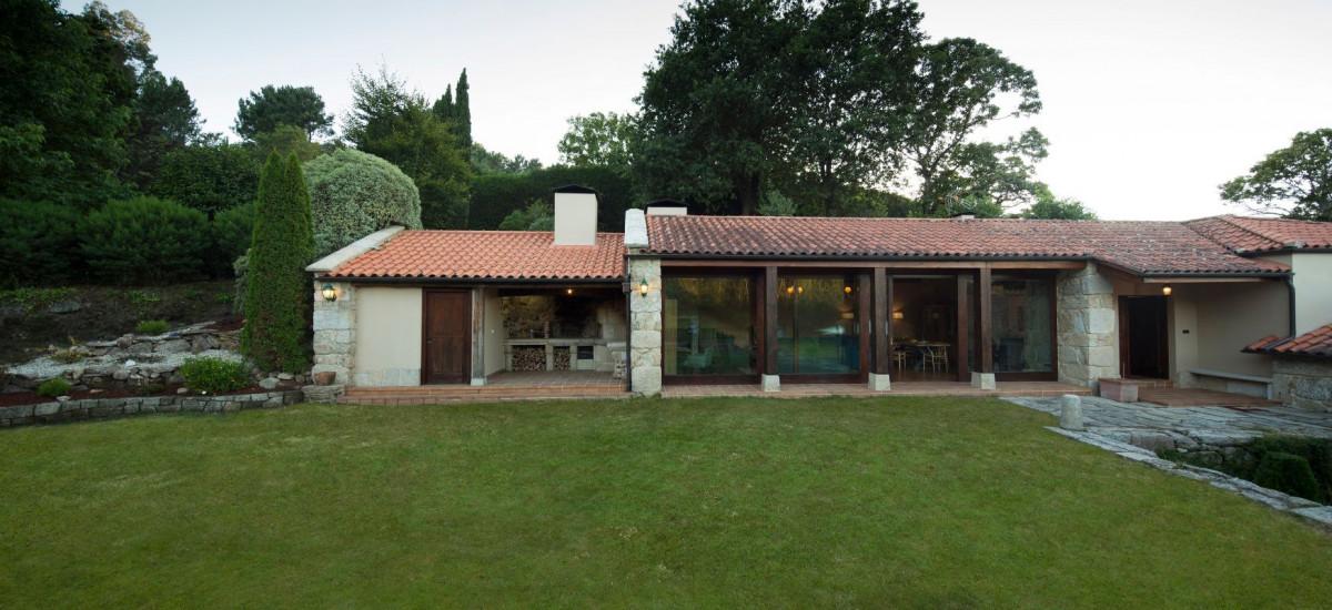 Casa de Alq. Completo Quinta das Barreiras