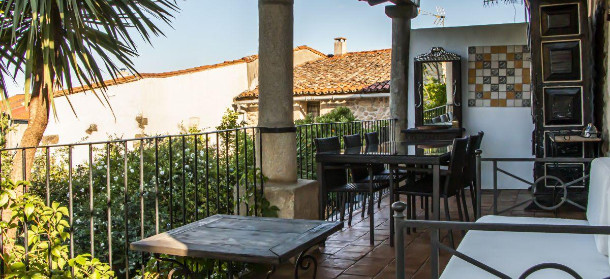 Casa de Alquiler Completo Terracea