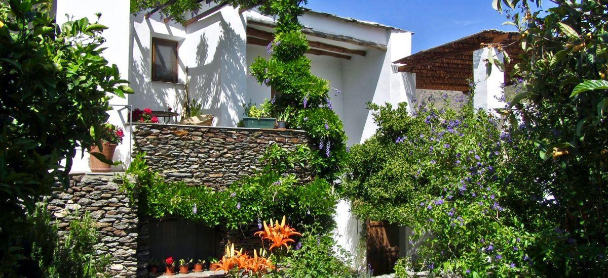 Casa de Alquiler Completo Casa Ana Entrada
