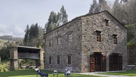 Casa Rural Casona de Labrada