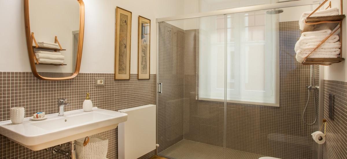 Etxelaia, Bizkaia Casa Rural Hotel Rusticae baño