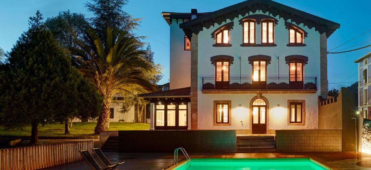 Casa Rural de Alquiler Completo Etxelaia