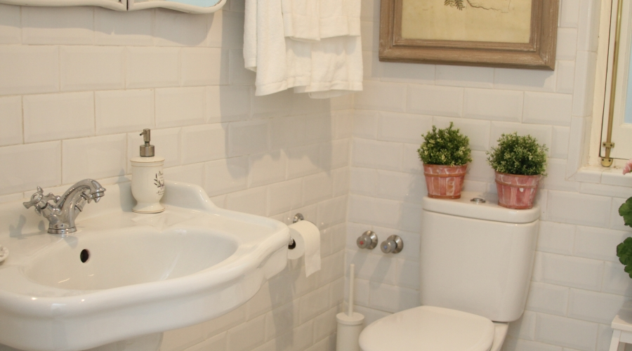 Rusticae Cáceres Hotel con encanto baño