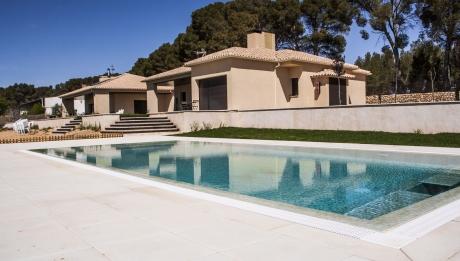 Rusticae Toledo Hotel Monte Higueras con encanto piscina