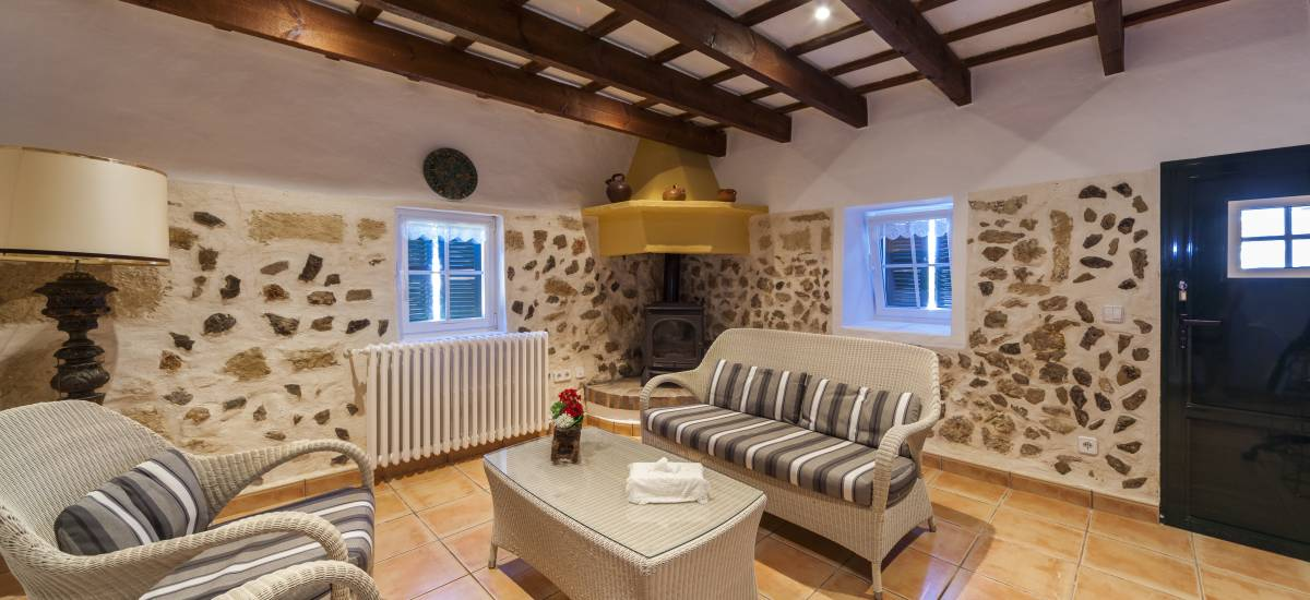 Casa de Alquiler Completo Ses Cuarterades