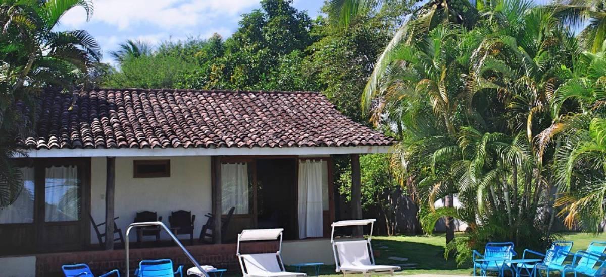 Hotel Casa de Campo Pedasi en Pedasí Town cerca de la playa