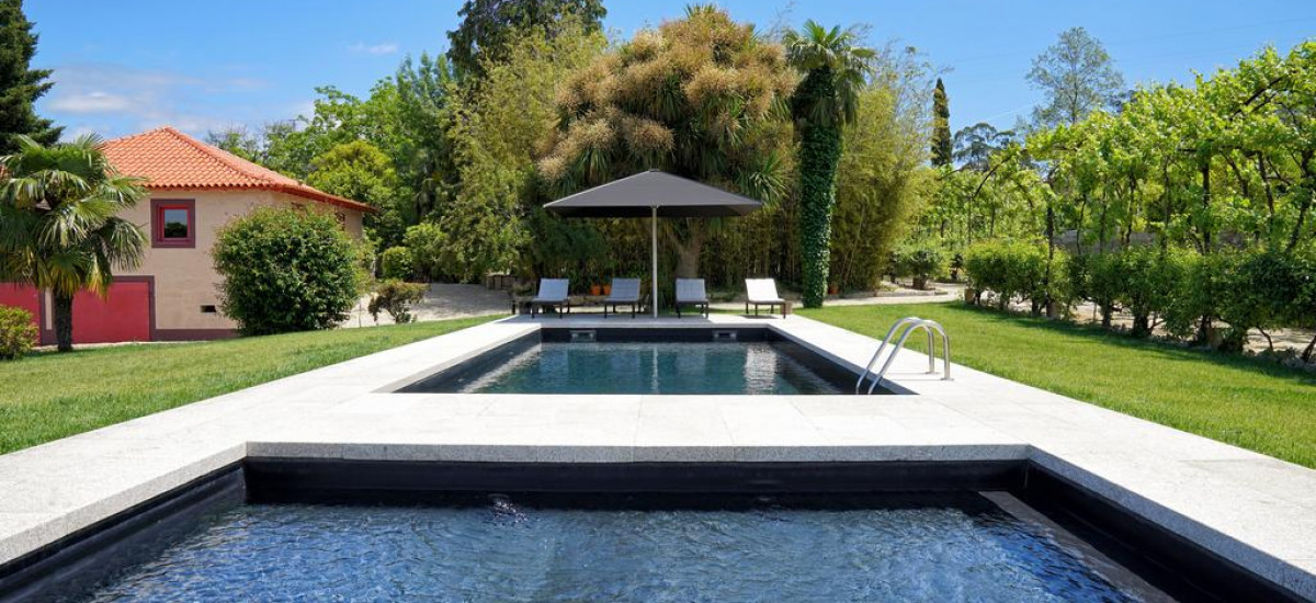 Rural House Full Rental Casa de Docim Pool