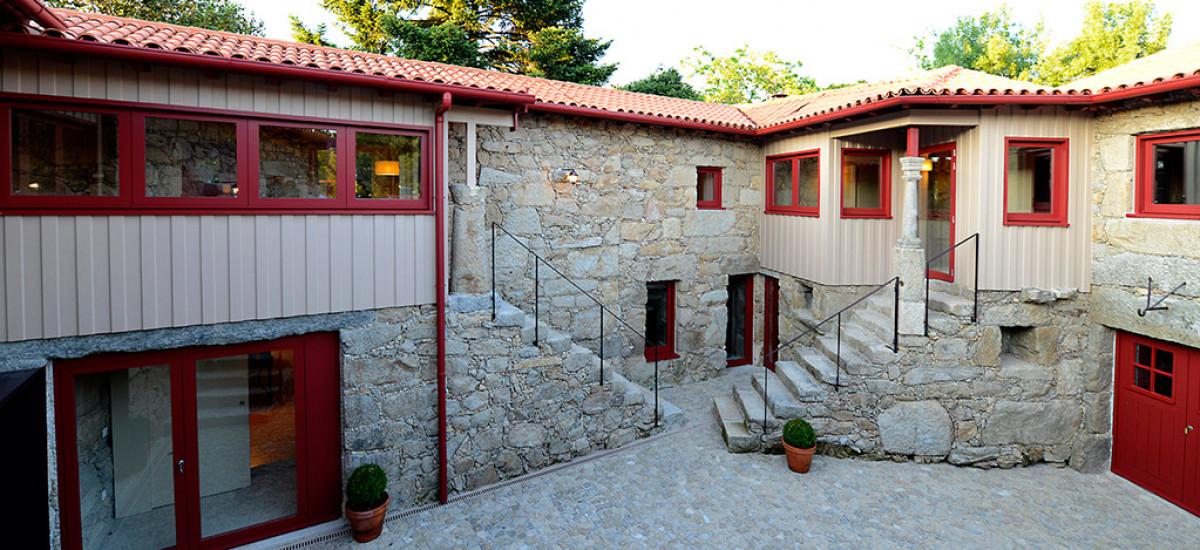 Casa Rural de Alquiler Completo Casa de Docim
