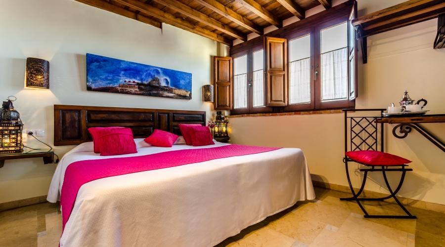 Hotel casa de federico hoteles con encanto en granada - Casa federico granada ...