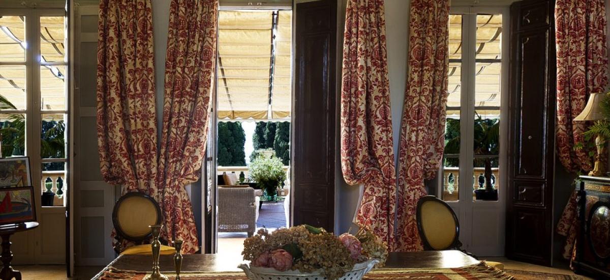 Rusticae charming Hotel Granada hall