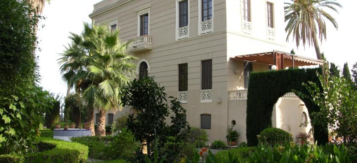 Rusticae charming Hotel Granada outside