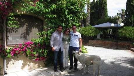 Rusticae Hotel Granada con encanto propietarios
