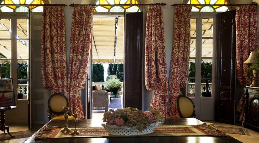 Rusticae Hotel Granada con encanto Hall