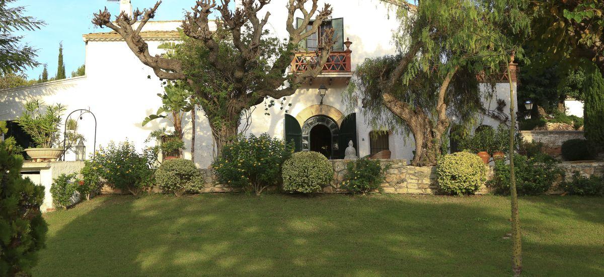 Casa Rural de Alquiler Completo Masía Can Parès