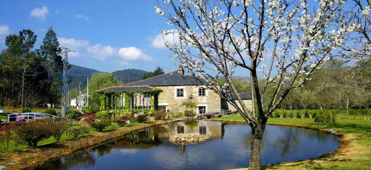 Casa do Batán Hotel Jardin Rusticae Casa Do Batan 2
