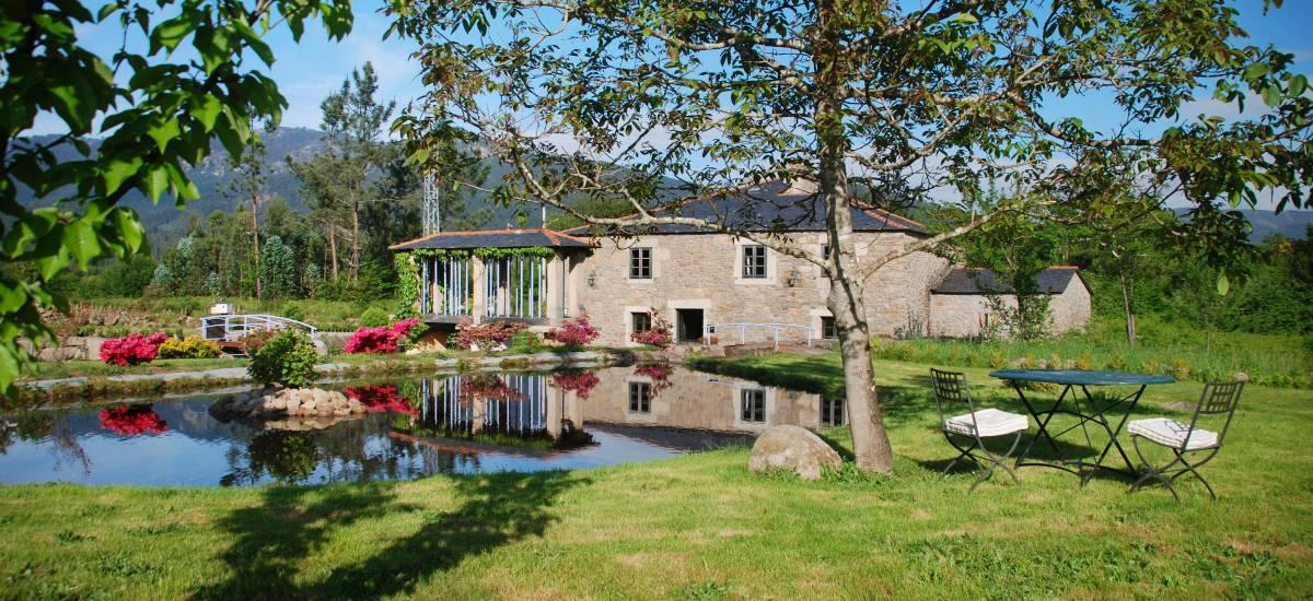 Casa do Batán Hotel Jardin Rusticae Casa Do Batan