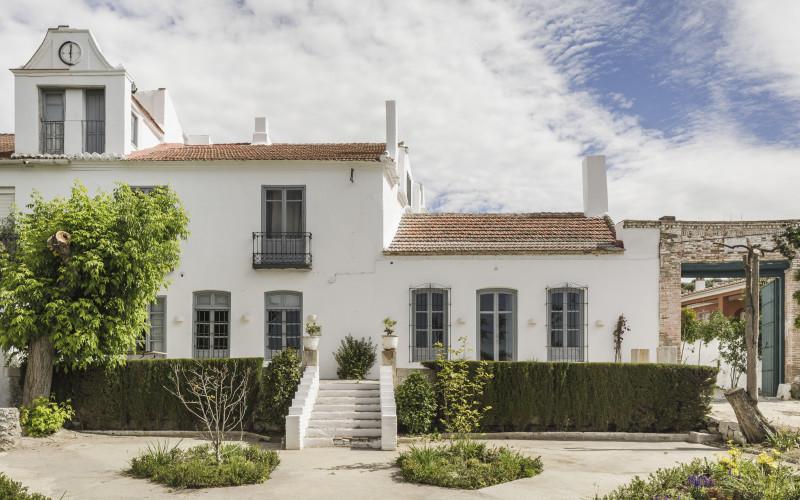 Casa Grande de Zujaira Hotel en Granada Rusticae Fachada Hotel