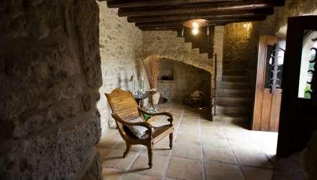 Rusticae Lleida Hotel con encanto Entrada