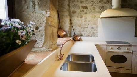 Rusticae Lleida Hotel con encanto Cocina