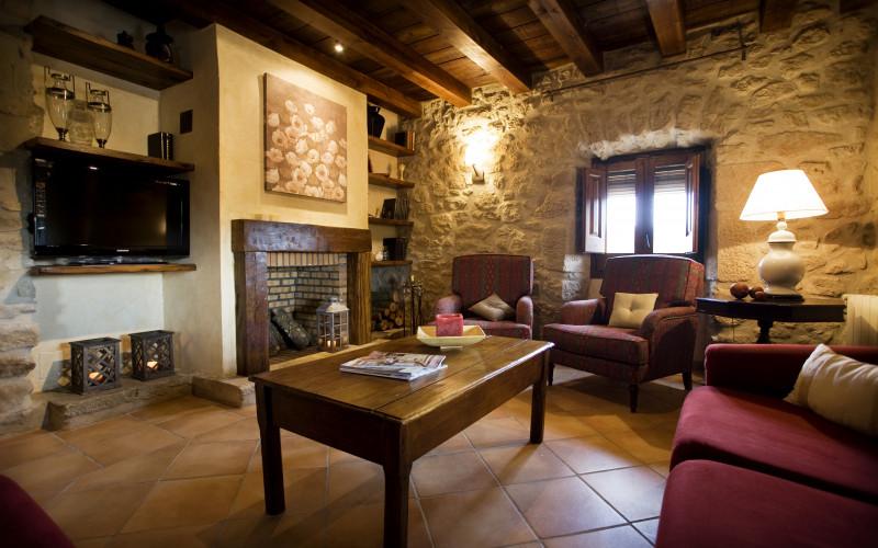Casa Rural de Alquiler Completo L'Avellana