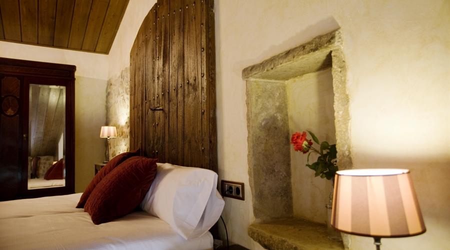 Rusticae Lleida Hotel con encanto Habitación