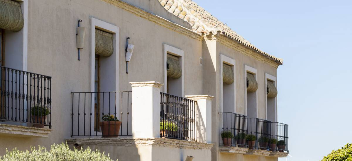 Rusticae Cádiz  hotel outside charm