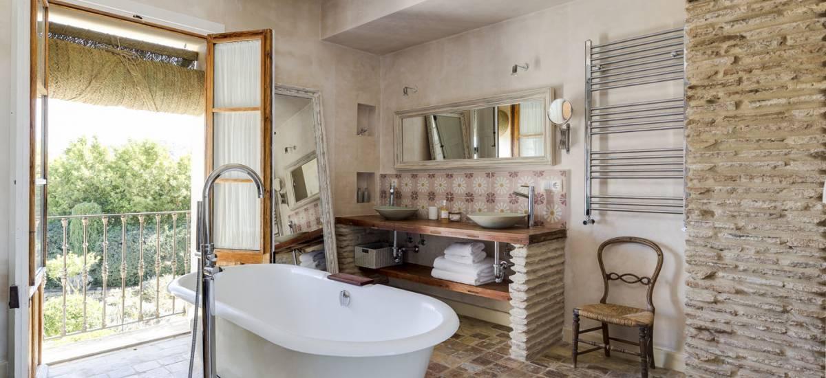 Rusticae Cádiz Hotel con encanto Bañera