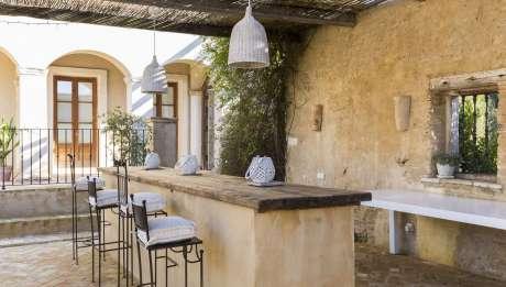 Rusticae Cádiz Hotel con encanto Bar