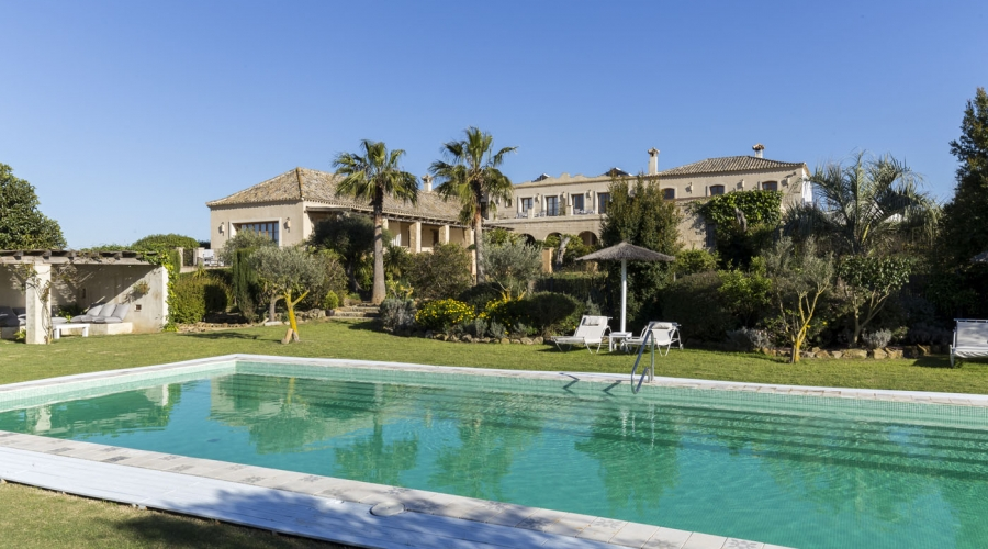 Rusticae Cádiz Hotel con encanto Piscina