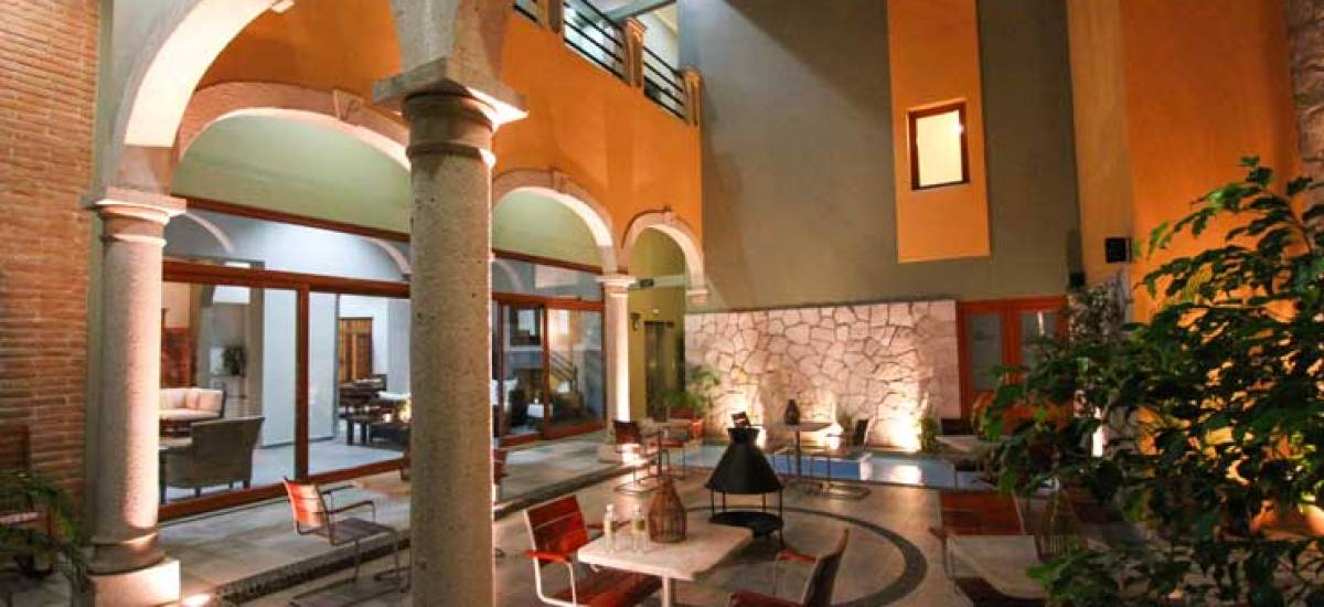 Casa Lucila Hotel Boutique