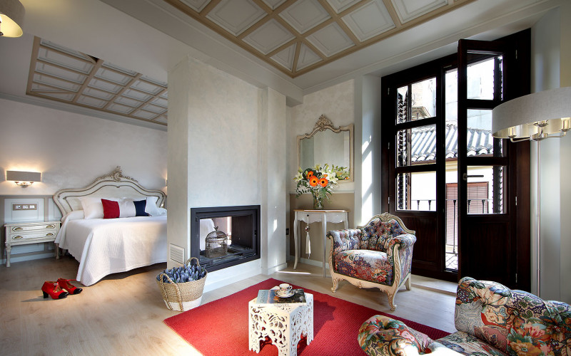 Hotel Casa Palacete 1822 interior room