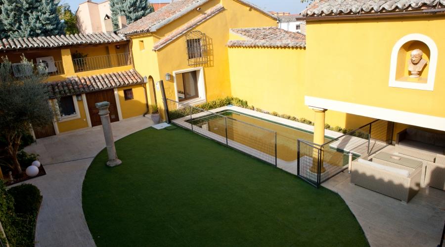 Rusticae Toledo Hotel Villa Cornelius romantico exterior