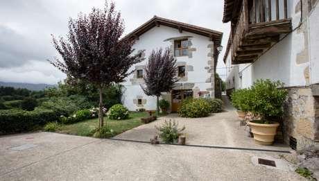 Rusticae Navarra House renting Azpikoetxea rural