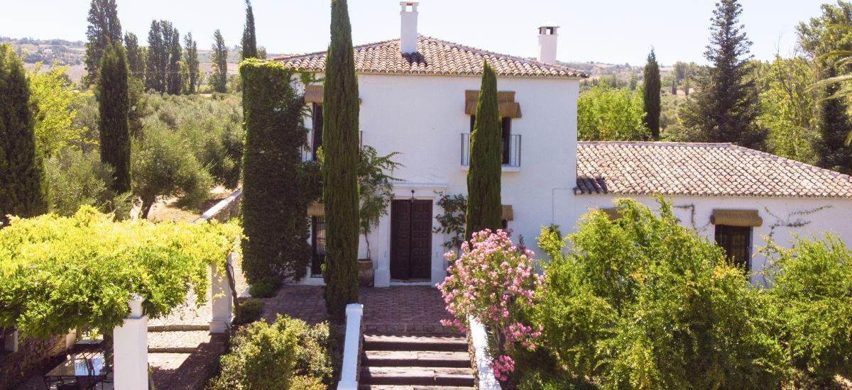 Casa Rural de Alquiler Completo Huerto de la Condesa