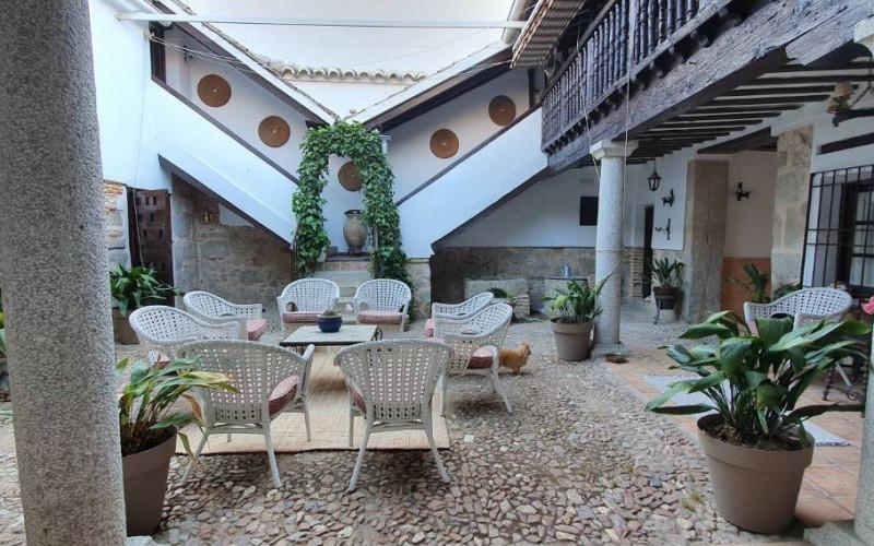 Casa Rural de Alquiler Completo Casa Cuqui Orgaz