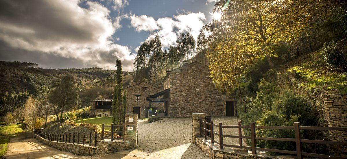 Casa Rural de Alquiler Completo Casona de Labrada