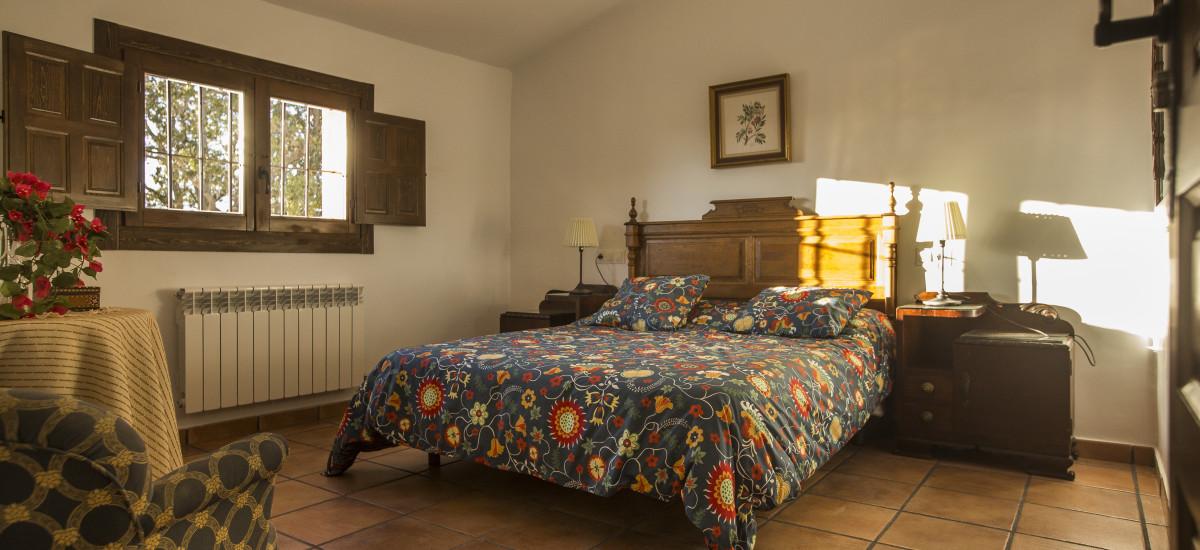 Casa Rural de Alquiler Completo Dehesa de Montealto