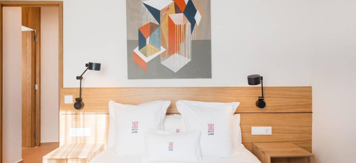 La Piconera Rural Home Osor Girona Rusticae Bed2