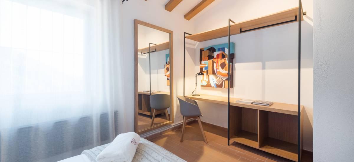 La Piconera Casa Rural Osor Girona Rusticae Cama