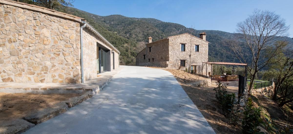 La Piconera Casa Rural Osor Girona Rusticae Casa2