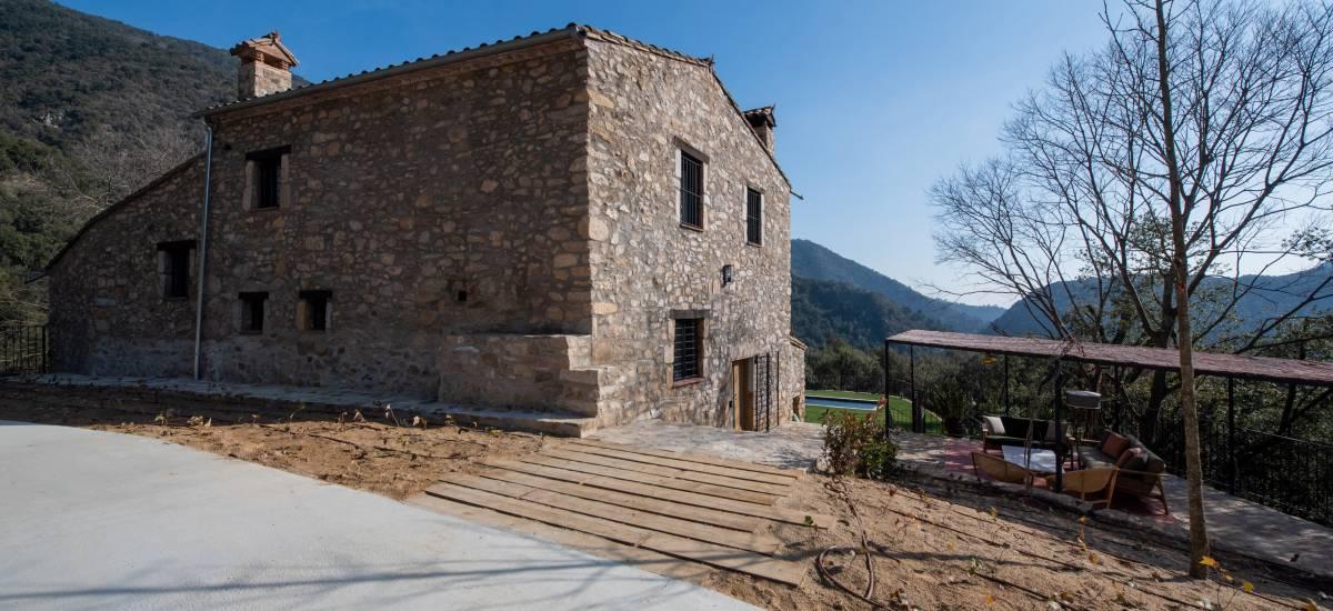 La Piconera Casa Rural Osor Girona Rusticae Casa