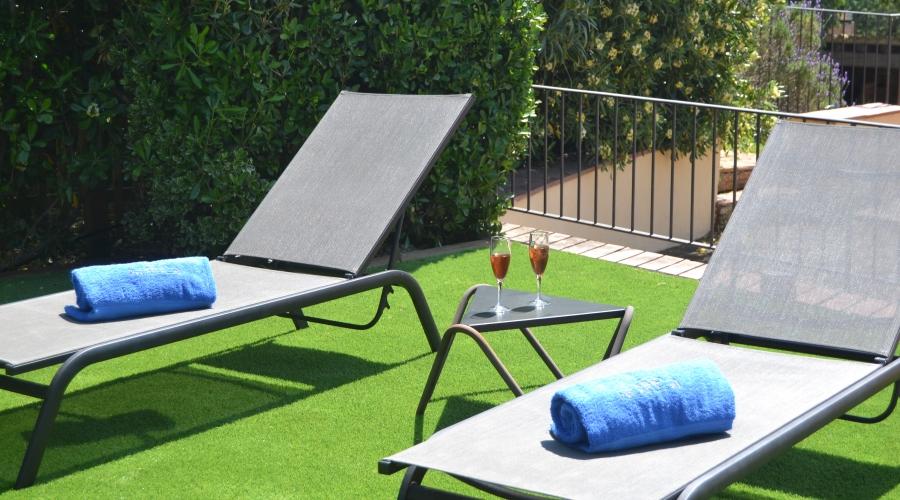 Rusticae Hotel Girona Gerona con encanto Jardín