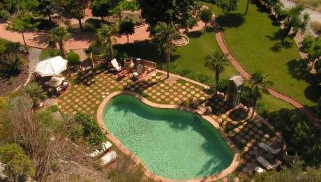 Rusticae Hotel con encanto Finca Juan Valiente Granada