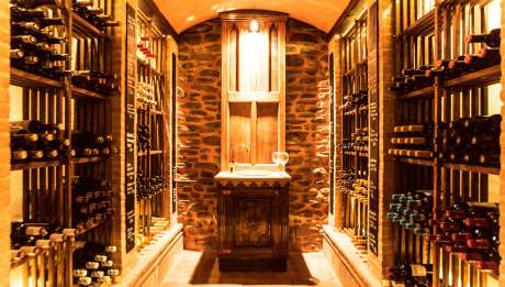 Rusticae Hotel Granada con encanto Bodega