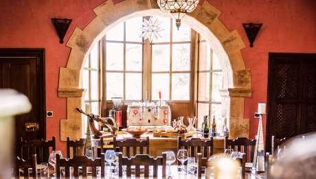 Rusticae Hotel Granada con encanto Comedor