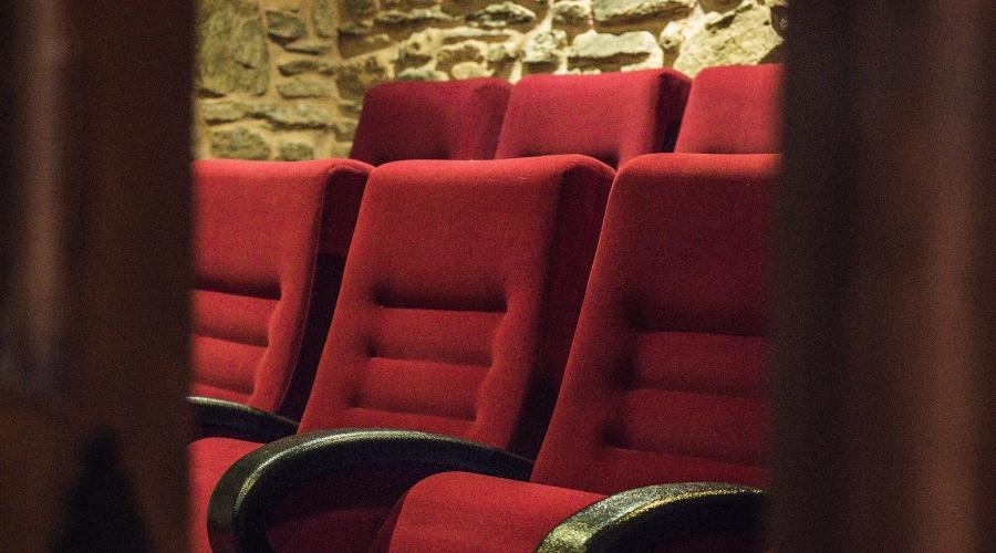 Rusticae Hotel Granada con encanto Cine